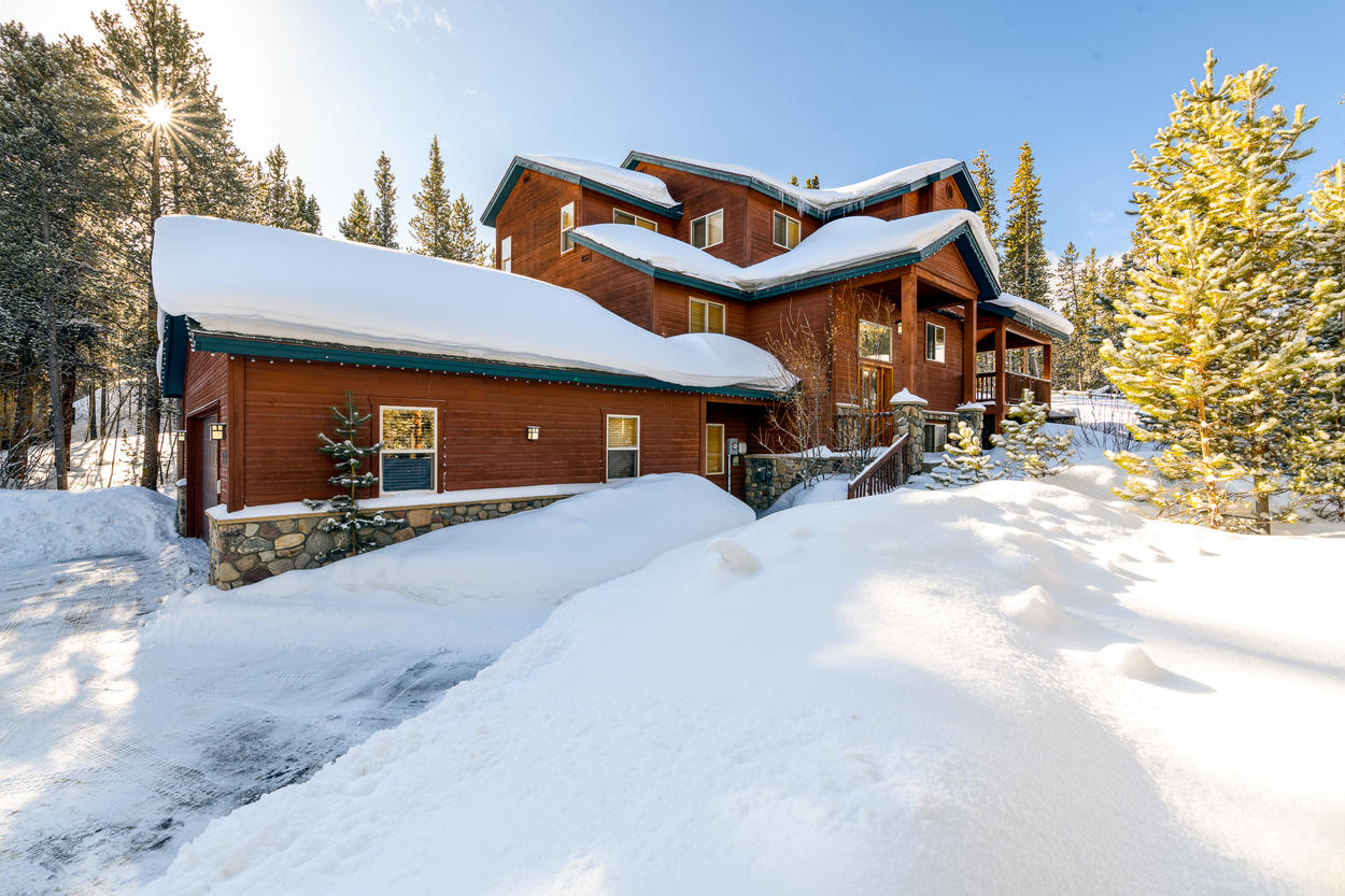 Antlers Ridge Lodge is the Breckenridge getaway you've been searching for