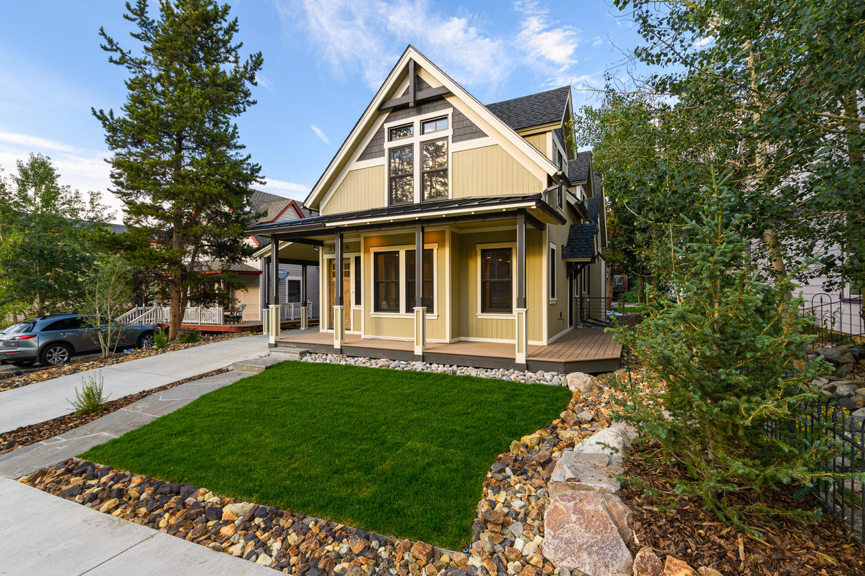 The home is right downtown - convenient to all the fun Breckenridge has to offer.