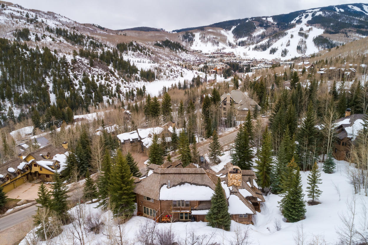 Located just a free Dial-a-Ride away, the ski resort of Beaver Creek beckons.