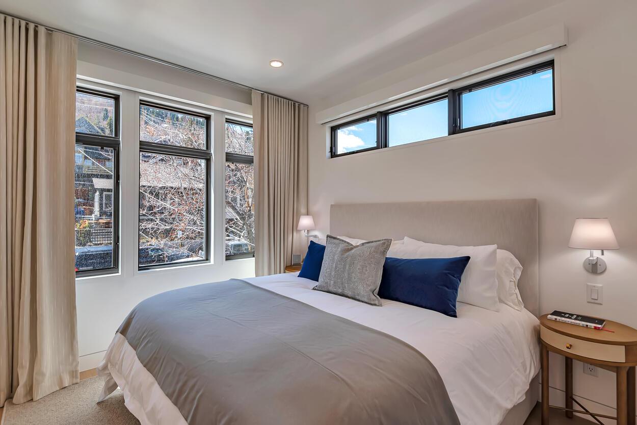 Upstairs Guest Bedroom with En Suite